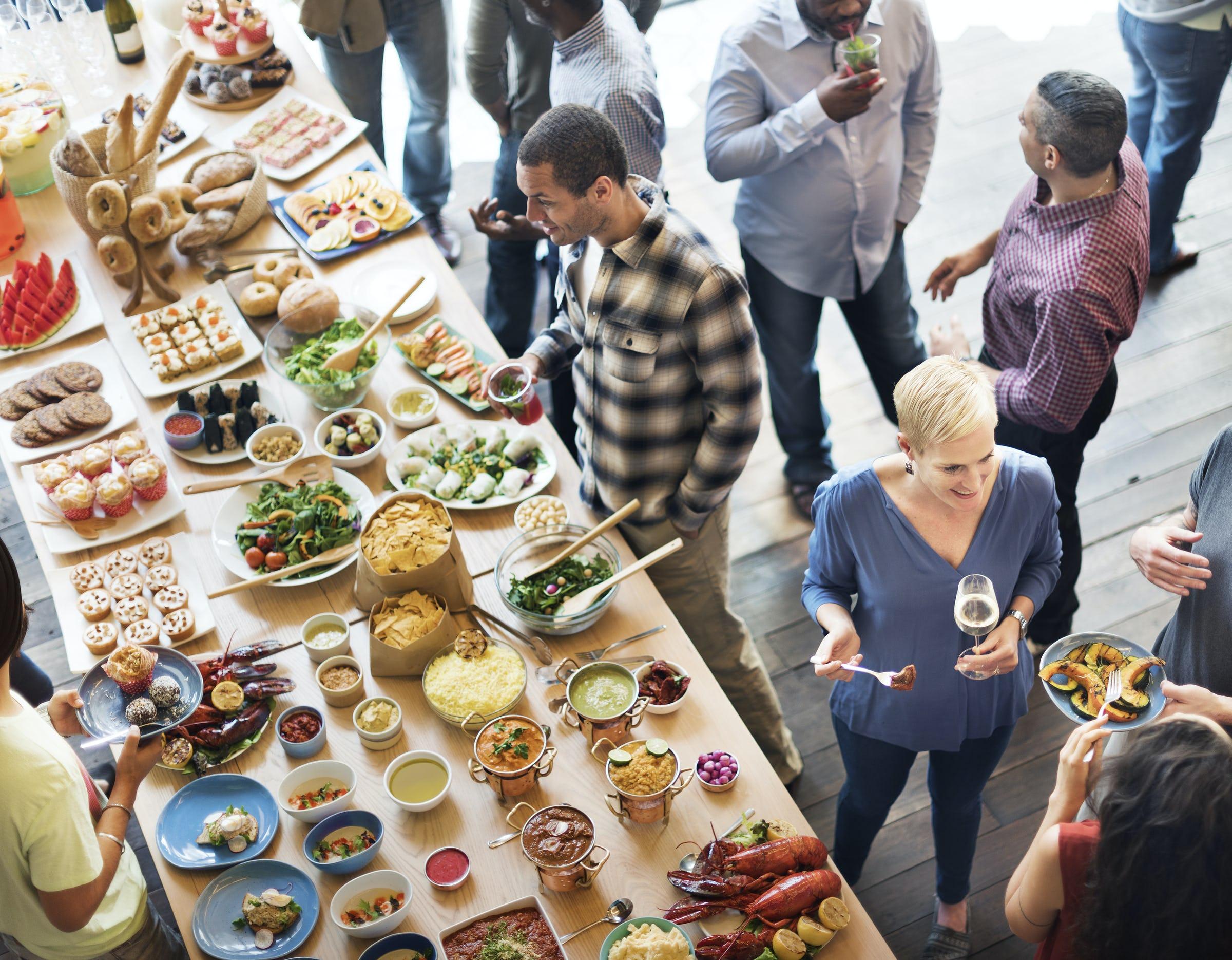 Social Enterprise Caterers